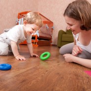 "Incorporating a ""special playtime"" to strengthen your connection with your child"